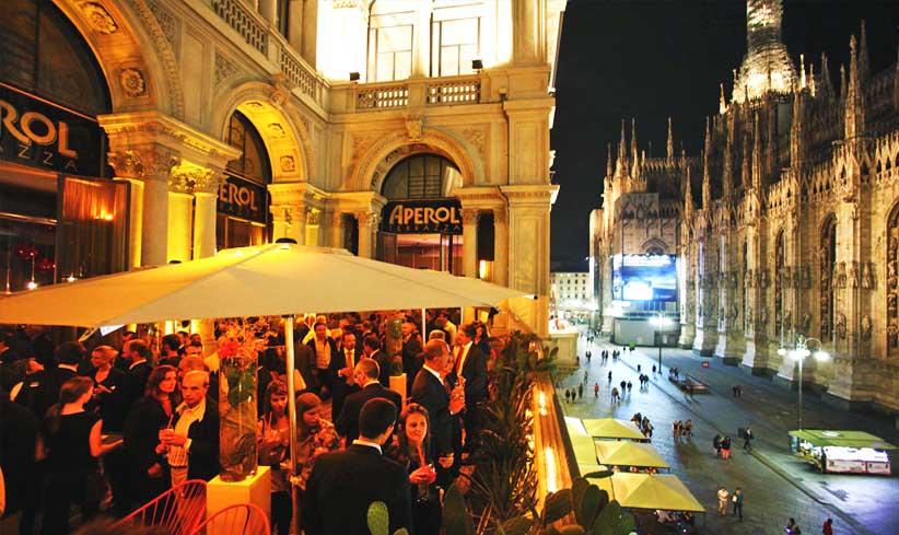 Top 5 Aperitivi In Terrazza A Milano Seguendo Il Bianconiglio