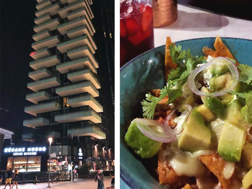 grattacieli e chilaquiles