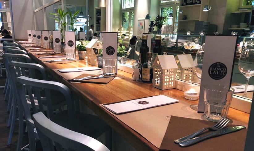 tavolo sgabello Biancolatte